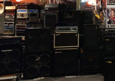 Players Guitars Amps