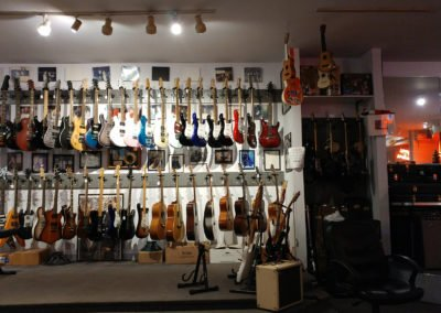 Players Guitars Guitar Wall 1