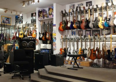 Players Guitars Guitar Wall